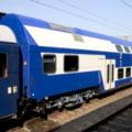Incendiu la sase vagoane de tren din gara Simeria