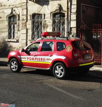Incendiu la supermarketul Selgros Baneasa: Toti clientii au fost evacuati