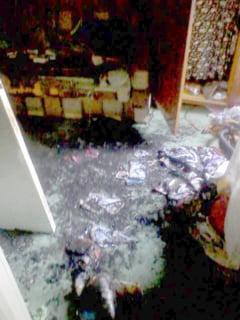 Incendiu la un apartament din Constanta