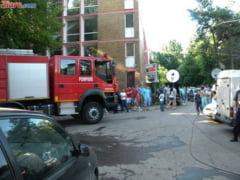 Incendiu la un hotel de lux din Mamaia - turistii au fost evacuati