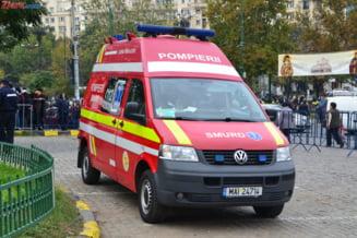 Incendiu la uzina de uraniu din Brasov - doua femei arse
