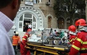 Incendiul de la maternitatea Giulesti a avut cinci zone de ardere intensa