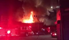 Incendiul din clubul din SUA, soldat cu 36 de morti, ar fi izbucnit din cauza unui frigider