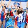 Incep Campionatele Europene de gimnastica...