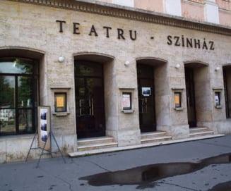 """Incep Festivitatile Aniversare la """"Teatrul Andrei Muresanu"""""""