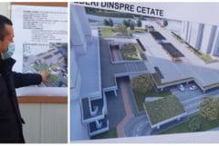Incep lucrarile la parcarea subterana din Centrul Civic