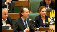 Incep negocierile pentru sustinerea Guvernului Citu in Parlament