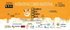 Incepe Bucharest Best Comedy Film, primul festival international de film de comedie din Capitala