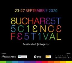 Incepe Bucharest Science Festival 2020. Festivalul va avea loc online, iar participarea va fi gratuita