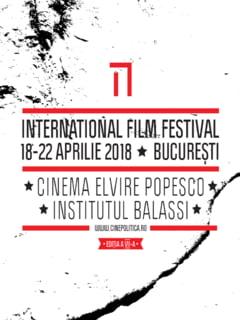 Incepe Cinepolitica 2018! Filme politice puternice si dezbateri