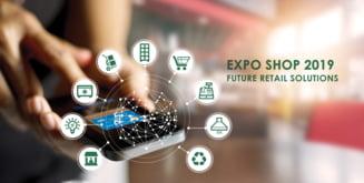 Incepe Expo Shop, evenimentul care iti arata viitorul industriei de retail. 9-11 octombrie, la Romexpo