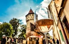 Incepe VINFEST - Vinuri de soi, muzica faina si surprize culinare in weekend pe strada Cetatii