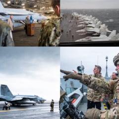 Incepe cea mai mare demonstratie de forta NATO din ultimii 30 de ani chiar in coasta Rusiei. Patru americani au fost raniti