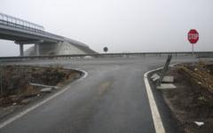 Incepe constructia nodului rutier de pe Autostrada A3 din localitatea Gherghita