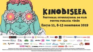 Incepe festivalul de film pentru copii KINOdiseea