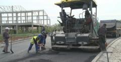 Incepe marea asfaltare la Slatina