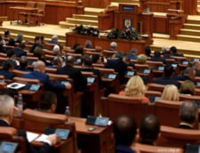Incepe noua sesiune parlamentara: Legile justitiei, Legea pensiilor si Codul administrativ, printre prioritatile coalitiei