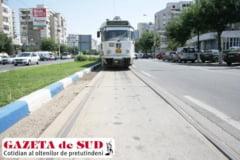 Incepe reabilitarea liniei de tramvai