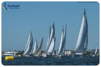 Incepe sezonul de yachting. Vino sa vezi ambarcatiunile de la SetSail Black Sea Regatta