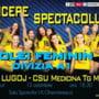 Incepe spectacolul! Miercuri, 15 octombrie, start in campionat: CSM Lugoj-CSU Medicina Tg. Mures
