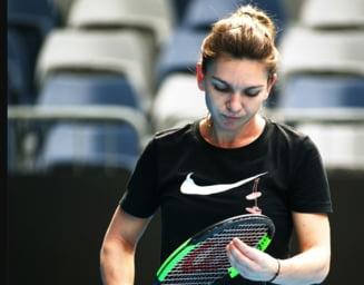 """Incertitudine inainte de Australian Open: Simona Halep are """"cosmaruri"""" cu primul meci de la Melbourne"""