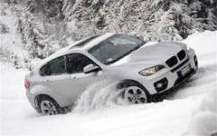 Inchirierea unei masini pe timp de iarna in Bucuresti. Ce pretentii trebuie sa ai?