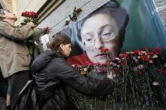Inchisoare pe viata pentru ucigasii Annei Politkovskaia
