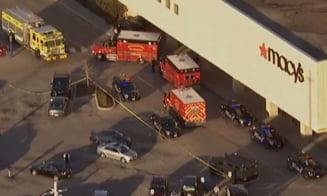 Incident armat la un mall din SUA. Operatiune de urgenta a FBI