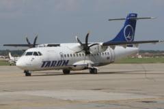 Incident aviatic. Un avion TAROM a fost intors la sol