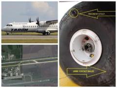 Incident grav pe aeroportul Otopeni. Erorile echipajului TAROM ce au dus la decolarea esuata a unui avion cu 38 de pasageri