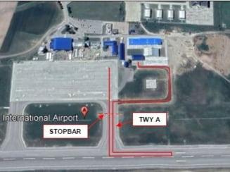 Incident grav pe aeroportul din Suceava: Pilotul unui avion de mici dimensiuni si-a uitat castile in masina si a pus in pericol sute de pasageri