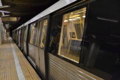 Incident la metrou: Pasagerii au apasat butonul de panica. Explicatia Metrorex