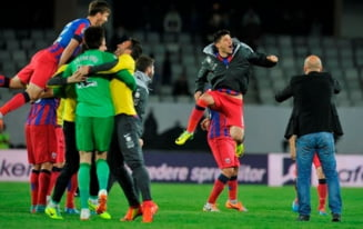 Incidente grave dupa Petrolul - Steaua: pumni si picioare intre jucatori