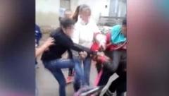 """Incidente""""horor"""" la un liceu din Buzau.Doi elevi batuti in pauza pana au lesinat"""