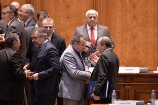 Incompatibilitatile si conflictul de interese se prescriu dupa 3 ani. Amendamentul PSD a fost adoptat
