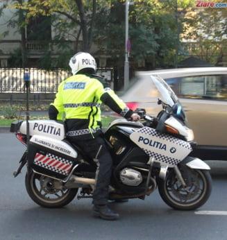 Inconstienta la volan: tot mai multi soferi care circula cu viteza excesiva sunt prinsi de politisti