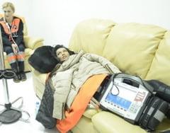 Inconstienta sau nebunie: Nicoleta Luciu a refuzat o perfuzie din cauza caloriilor