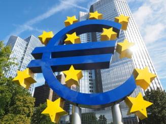 Increderea in economia zonei euro este la cel mai scazut nivel din ultimii aproape cinci ani