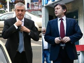 Increderea in politicieni: Tariceanu il depaseste pe Antonescu - sondaj Public Affairs