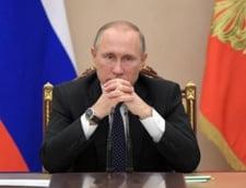 Increderea rusilor in Putin a ajuns la cel mai scazut nivel din ultimii 13 ani - sondaj