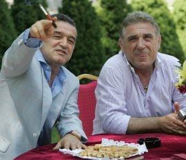 Incredibil: Becali a incercat sa faca blat cu Dinamo!