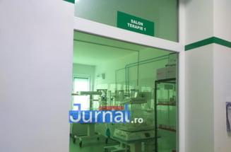Incubatoare noi pentru bebelusii de la Spitalul Judetean