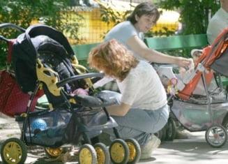Indemnizatiile pentru mame - nicio decizie noua in sedinta Coalitiei