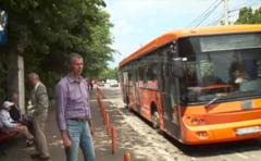 Independentul Constantin Ionescu este candidatul care a modernizat transportul local