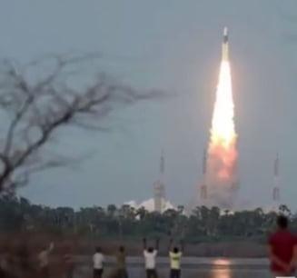 India a lansat o racheta monstru, grea cat 200 de elefanti (Video)