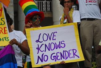 India a legalizat homosexualitatea