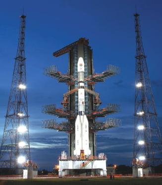 India va lansa o misiune spatiala pe Marte