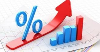 Indicele ROBOR la 3 luni a ramas vineri la nivelul de 2,43%