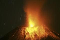 Indonezia, in alerta maxima in urma unei eruptii vulcanice
