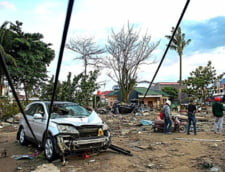 Indonezia cere ajutor umanitar international dupa tsunamiul devastator